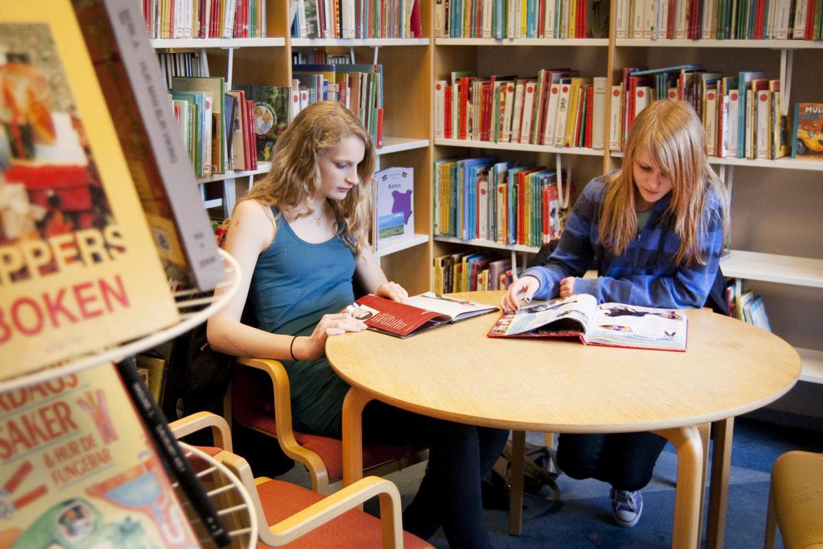 Bild: Alingsås bibliotek